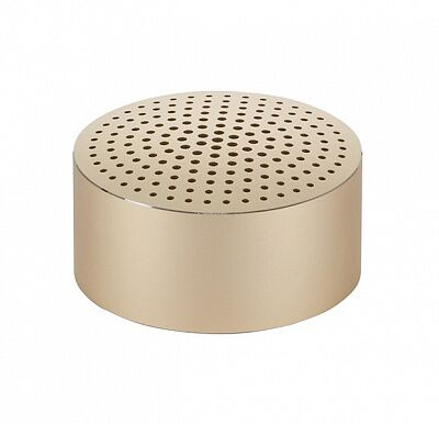 Xiaomi Mi Cannon Little Audio/Portable Round Box (Gold)