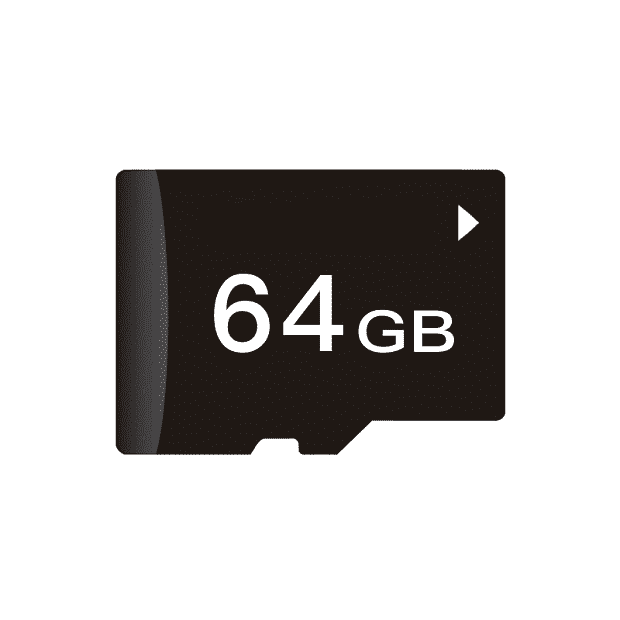Xiaomi Dopai Recorder Memory Card 64GB (Black)